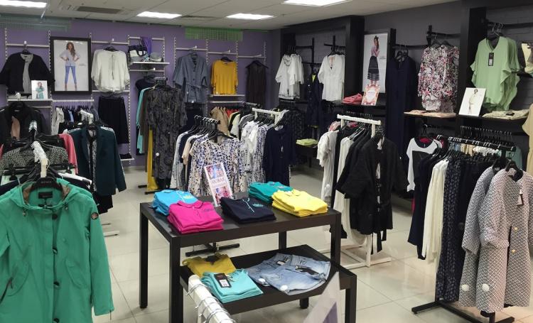 Купить Магазин Женской Одежды С Доставкой